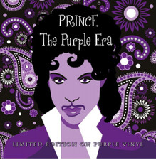 Prince - The Purple Era Live '85-'91 - LP Colored Vinyl