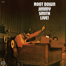 Jimmy Smith - Root Down - Jimmy Smith Live! - LP Vinyl