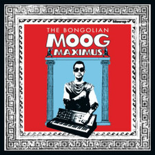 The Bongolian - Moog Maximus - LP Vinyl