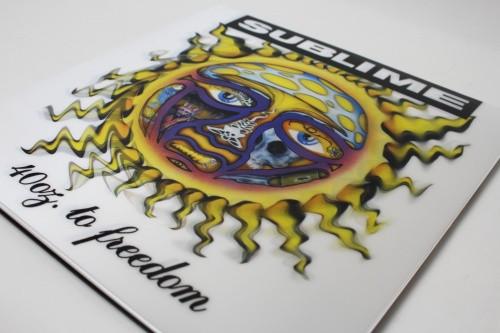 Sublime - 40oz  To Freedom (Lenticular 3D cover) - 2x LP Vinyl