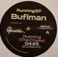 "Bufiman - Running Ep - 12"" Vinyl"