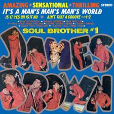 James Brown - It's A Man's Man's World: Soul Brother #1 - LP Vinyl