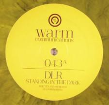 "DLR / M-Zine / Scepticz - Standing In The Dark - 12"" Colored Vinyl"