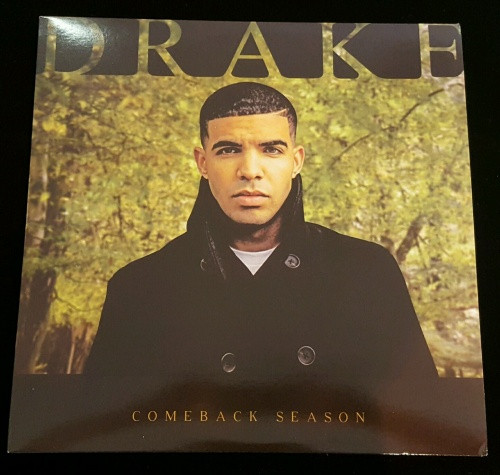 Drake - Comeback Season - 2x LP Vinyl - Ear Candy Music