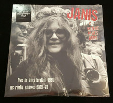 Janis Joplin & Kozmic Blues Band - Live & Radio 1969-70 - LP Vinyl