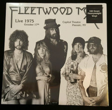 Fleetwood Mac - Live @ Capitol Theatre Oct 17th, 1975 - LP Vinyl