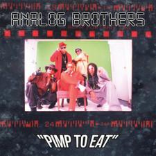 Analog Brothers - Pimp To Eat - 2x LP Colored Vinyl