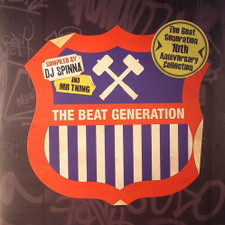 Dj Spinna & Mr. Thing - Beat Generation 10th Anniversary Collection - 2x LP Vinyl