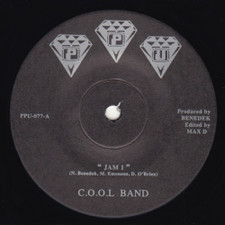 "C.O.O.L Band / Manzanem - Jam 1 / Don't Interupt - 7"" Vinyl"