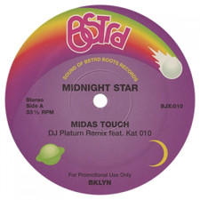"Midnight Star - Midas Touch DJ PLATURN RMX - 12"" Vinyl"