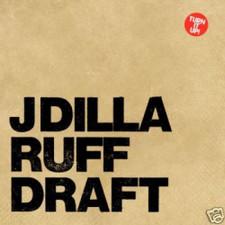 J Dilla - Ruff Draft - 2x LP Vinyl