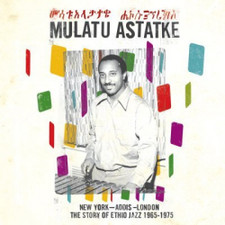 Mulatu Astatke - New York - Addis - London - 2x LP Vinyl