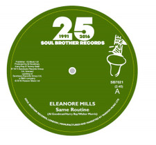 "Eleanore Mills - Same Routine / I'm Gonna Get You - 7"" Vinyl"