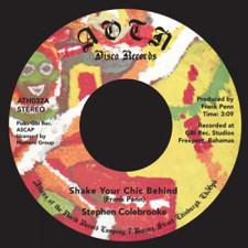 "Stephen Colebrooke - Shake Your Chic Behind - 7"" Vinyl"