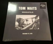 Tom Waits - Minneapolis Dec 16, 1975 - 2x LP Vinyl