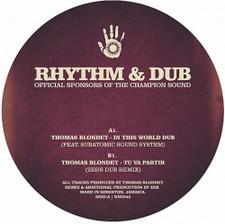 "Thomas Blondet - In This World - 7"" Vinyl"