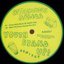 "Green Door All-Stars - Youth Stand Up! Remixes - 12"" Vinyl"