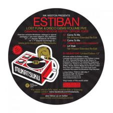 """Nik Weston Presents Estiban - Lost Funk & Disco Gems Vol. 5 - Canadian Disco Boogie Edition - 12"""" Vinyl"""