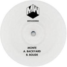 "Monte - Backyard - 12"" Vinyl"