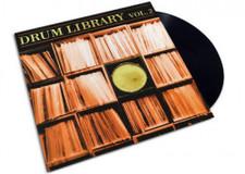 """Paul Nice - Drum Library Vol 2 - 12"""" Vinyl"""