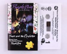 Prince - Purple Rain - Cassette