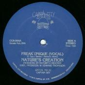 "Nature's Creation - Freak Unique - 12"" Vinyl"