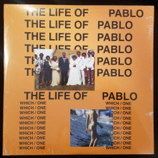 Kanye West - Life Of Pablo - 2x LP Vinyl