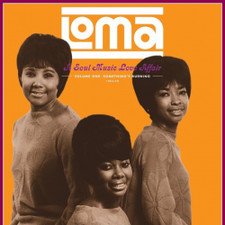 Various Artists - LOMA Soul Love Affair Vol 1 - LP Vinyl