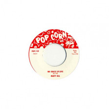 "Marty Hill - Mr. Oracle Of Love / Red Lips - 7"" Vinyl"