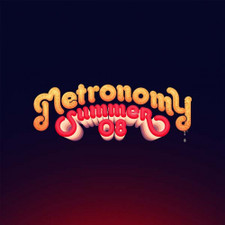 Metronomy - Summer 08 - LP Vinyl+CD
