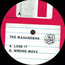 "The Maghreban - Lose It / Wrong Move - 12"" Vinyl"