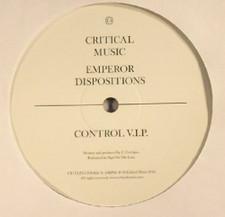 """Emperor - Control VIP / Mindgames VIP - 10"""" Vinyl"""