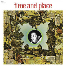 Lee Moses - Time And Place - LP Vinyl