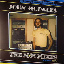 "John Morales - The M+M Mixes Vol.2 Pt.A - 2x 12"" Vinyl"
