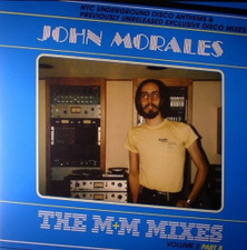 "John Morales - The M+M Mixes Vol.2 Pt.B - 2x 12"" Vinyl"