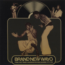 Various Artists - BRAND NEW WAYO Nigerian Boogie 79-83 - 2x LP Vinyl