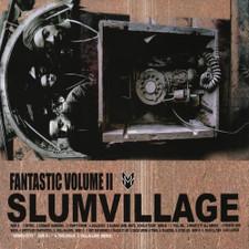 Slum Village - Fantastic Vol 2 - 2x LP Vinyl