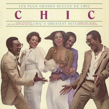 Chic - Les Plus Grands Succes - Greatest Hits - LP Vinyl