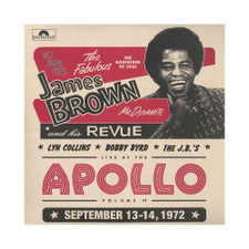 James Brown - Get Down With James Brown: Live At The Apollo Vol. IV - 2x LP Vinyl