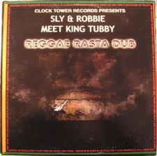 Sly & Robbie - Meet KING TUBBY Reggae Rasta Dub - LP Vinyl