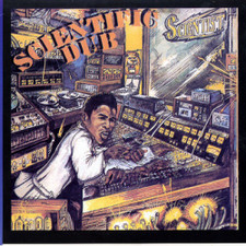 Scientist - Scientific Dub - LP Vinyl