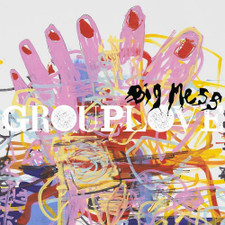 Grouplove - Big Mess - LP Colored Vinyl