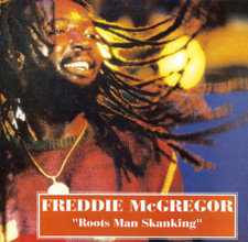 Freddie McGregor - Roots Man Skanking - LP Vinyl