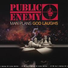 Public Enemy - Man Plans God Laughs - LP Vinyl