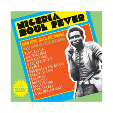Various Artists - Nigeria Soul Fever - 3x LP Vinyl