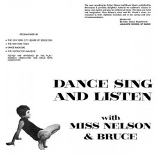 Miss Nelson & Bruce Haack - Dance Sing And Listen - LP Vinyl