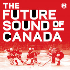 "Various Artists - The Future Sound Of Canada - 12"" Vinyl"
