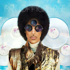 Prince - Art Official Age - 2x LP Vinyl