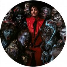 Michael Jackson - Thriller Zombies - Single Slipmat