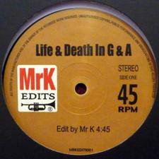 "Danny Krivit - Mr K Edits - 12"" Vinyl"